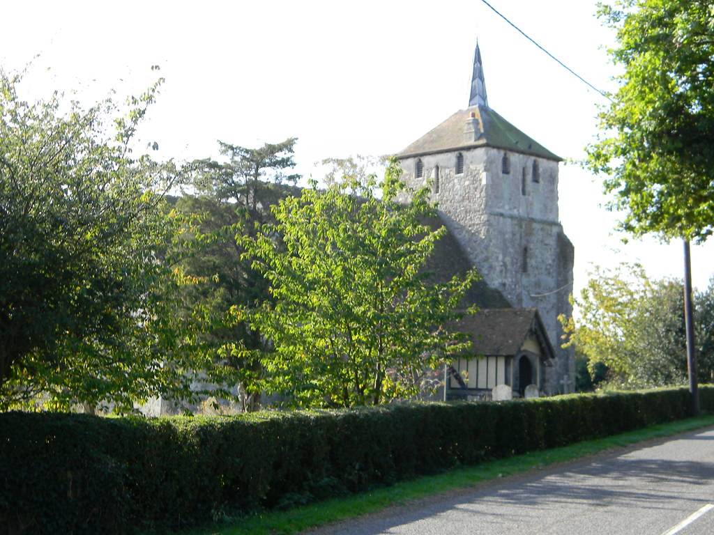 Ruckinge church Ham Street to Appledore