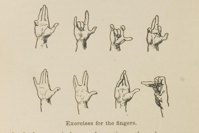Finger Exercises! | Flickr - Photo Sharing!