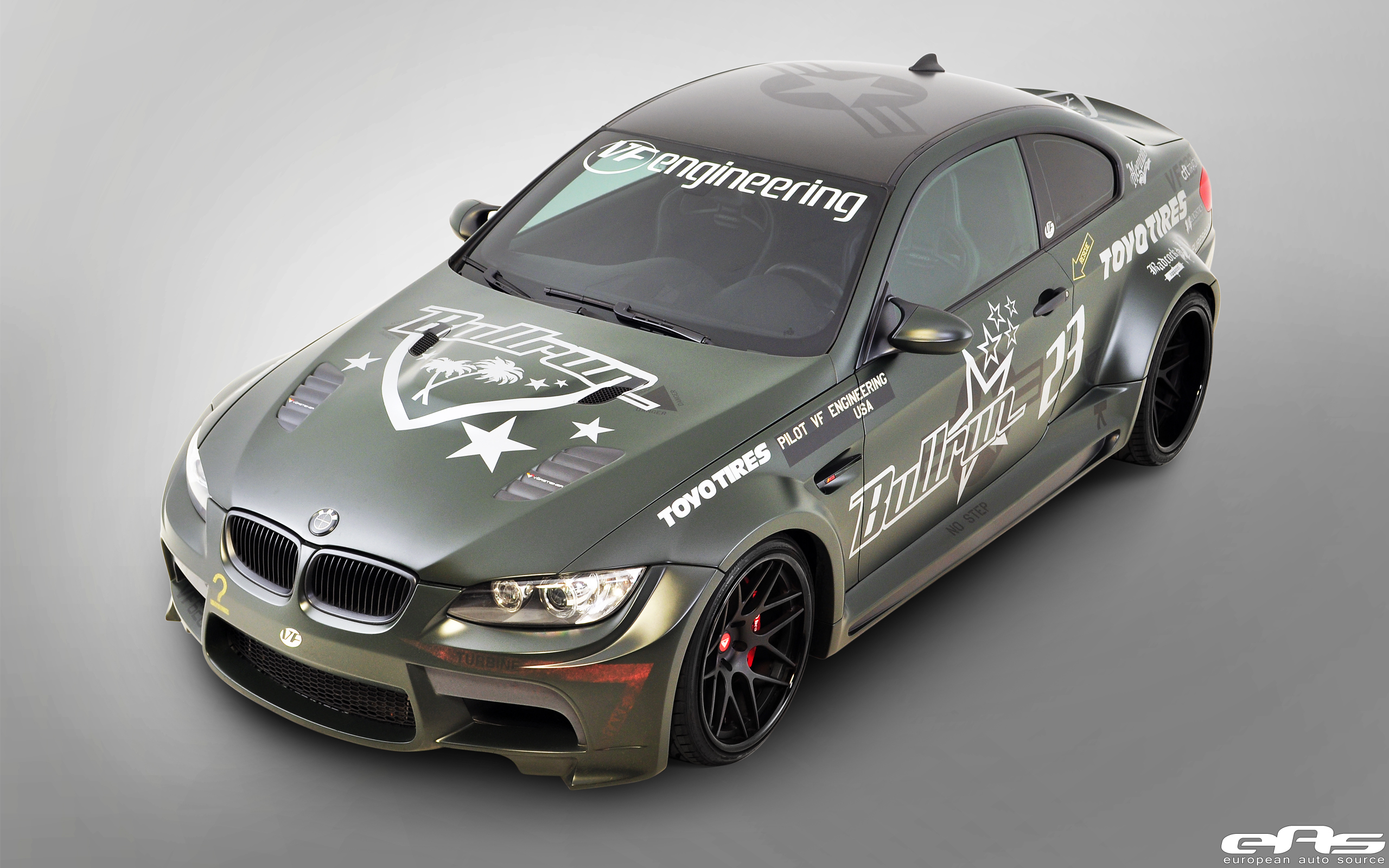 VF Engineering\'s Supercharged Widebody E92 M3 | BMW Performance ...