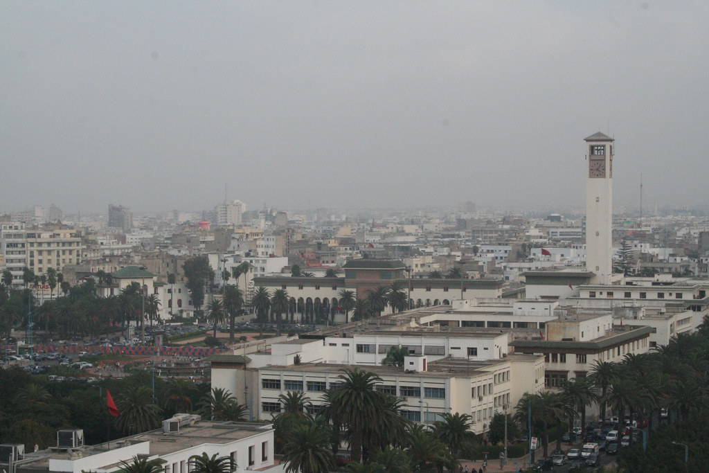 Should Casablanca S Colonial Heritage Be Preserved Smart Cities Dive