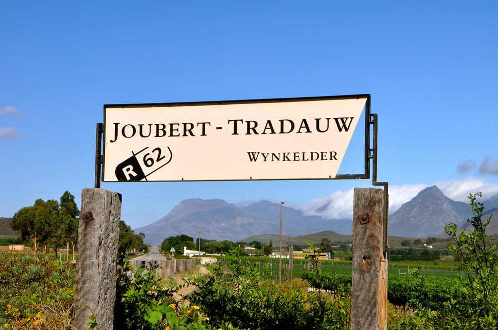 Joubert-Tradauw Winery