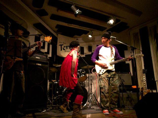 アキノギ&春日善光 live at Terra, Tokyo, 27 Oct 2011. 103