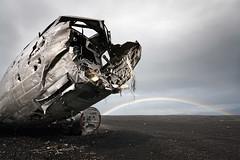 Stranded Hopes - Sandur - Iceland