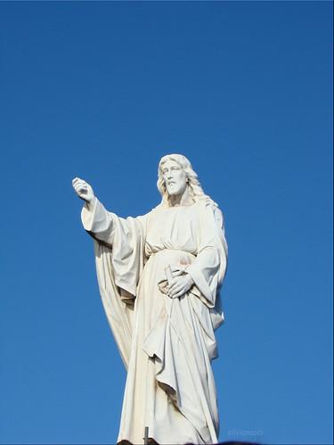 estátua do Cristo