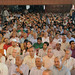A view of the assembled audience for the Inter-faith Meet held at the Ramakrishna Mission, Delhi.