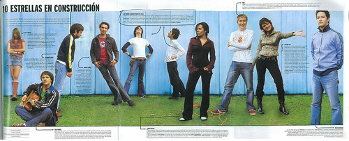 Revista Shock Bogotá Julio 2005