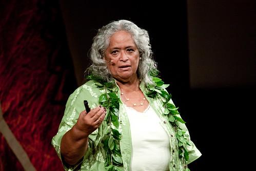 Dr. Pualani Kanaka'ole Kanahele - Haena/Hula - TEDxHonolulu 2011