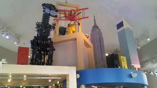 LEGO store, Downtown Disney