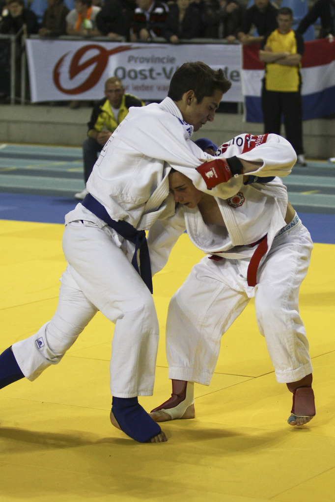 World Championship Ju-jitsu Youth 2011 - Day 2