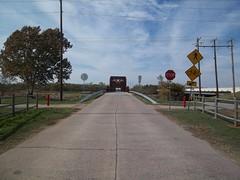 Lake Overholser Bridge, Oklahoma City, Oklahoma