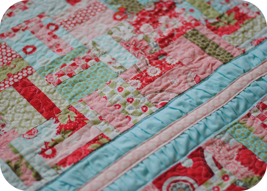 Stash Project: Sweetness Quilt