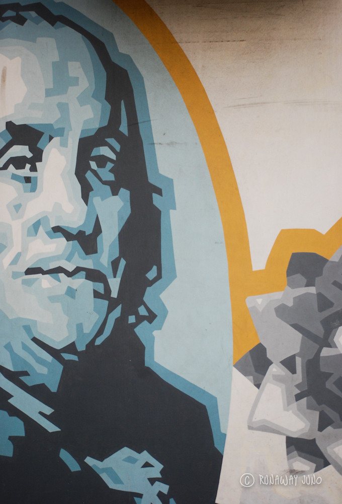 Frank: Ale & Art Mural Tour in Philadelphia, Pennsylvania