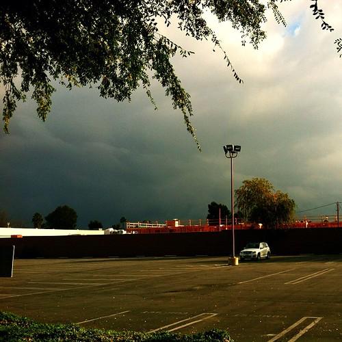 Storm's a-comin'
