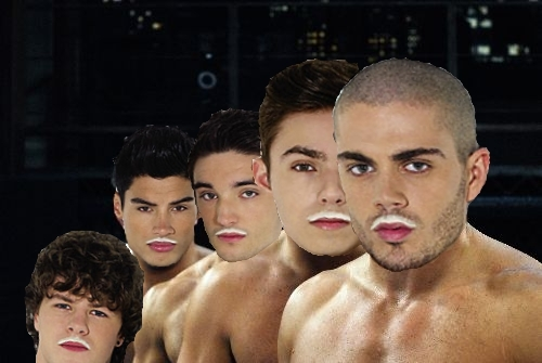 The wanted mma