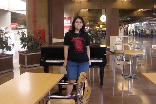 Piano Terminal Rodoviário Tietê