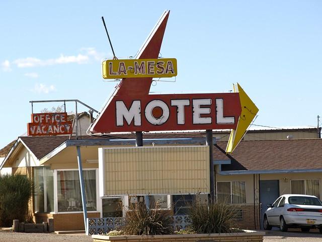Motel  Mesa