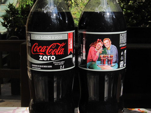 2011 Coca-Cola Zero 2 Litros 125 anos Late Edition Brazil by roitberg