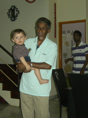 Brandon & Uncle Velu