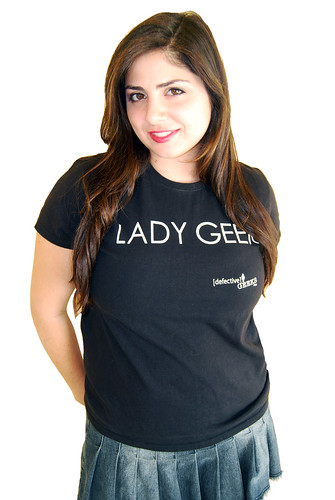 Defective Geeks/Lady Geek Photoshoot