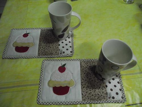 Mug rug by cirenepessoa