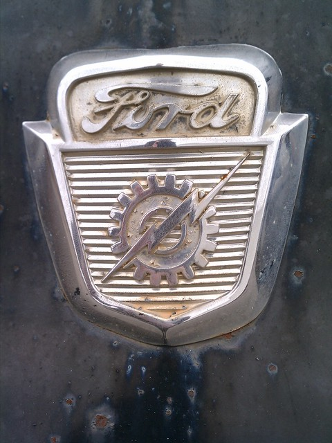 Classic Ford Emblems Decals : Classic ford emblem explore j mills photos on flickr