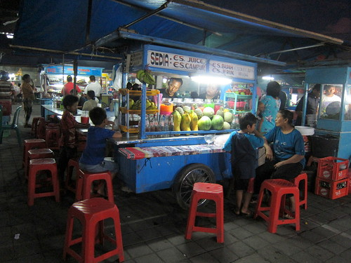 Night Market, Sanur
