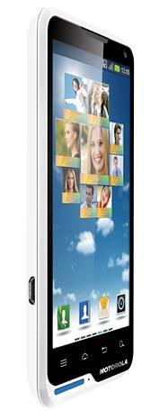 Motorola XT615 White side