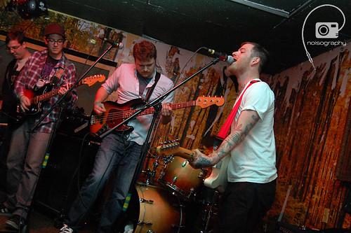Hey Baby @ Gus' Pub Nov. 13th 2011 - 02