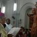 Acolhida da Cruz da JMJ e Ícone de Nossa Senhora