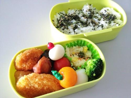 今日のお弁当 No.230 – 磯海苔パートⅡ