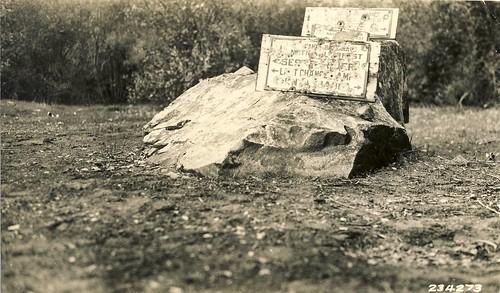 Santa Paula Canyon, 1928