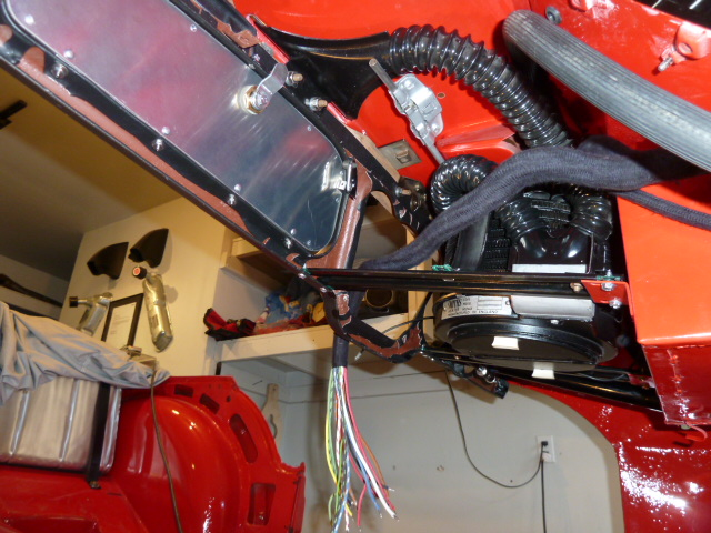 Tr2 3 3a Tr3 Heater Install Picture Needed