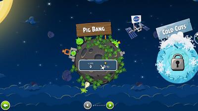 Angry Birds Space ya esta disponible en Google Play - Image