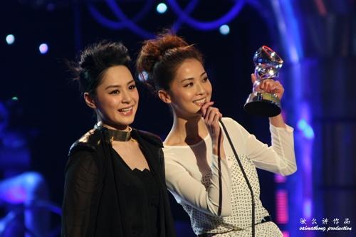 第三届《MY Astro 至尊流行榜颁奖典礼》@云顶云星剧场 - Twins