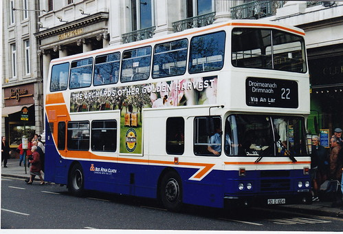 RH4 may 1998, route 22 to Drimnagh