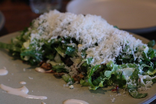 Chicory and Cauliflower Salad