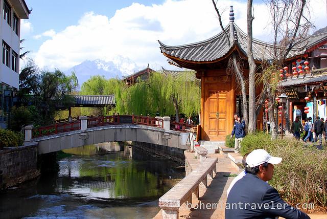 bridge Lijiang