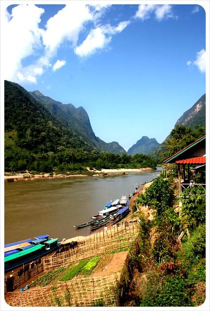 river view muang ngoi neua