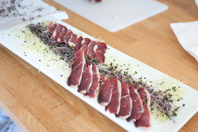 Homemade Duck Prosciutto | Very, very nice. | By: thunder | Flickr ...