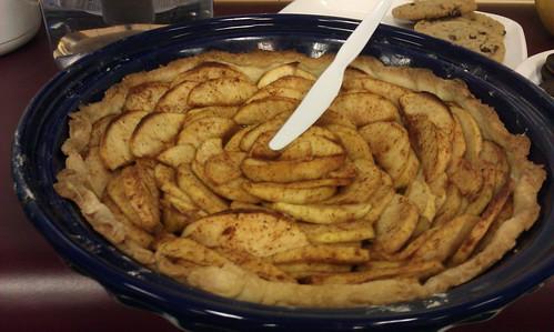 occupie? apple pie!