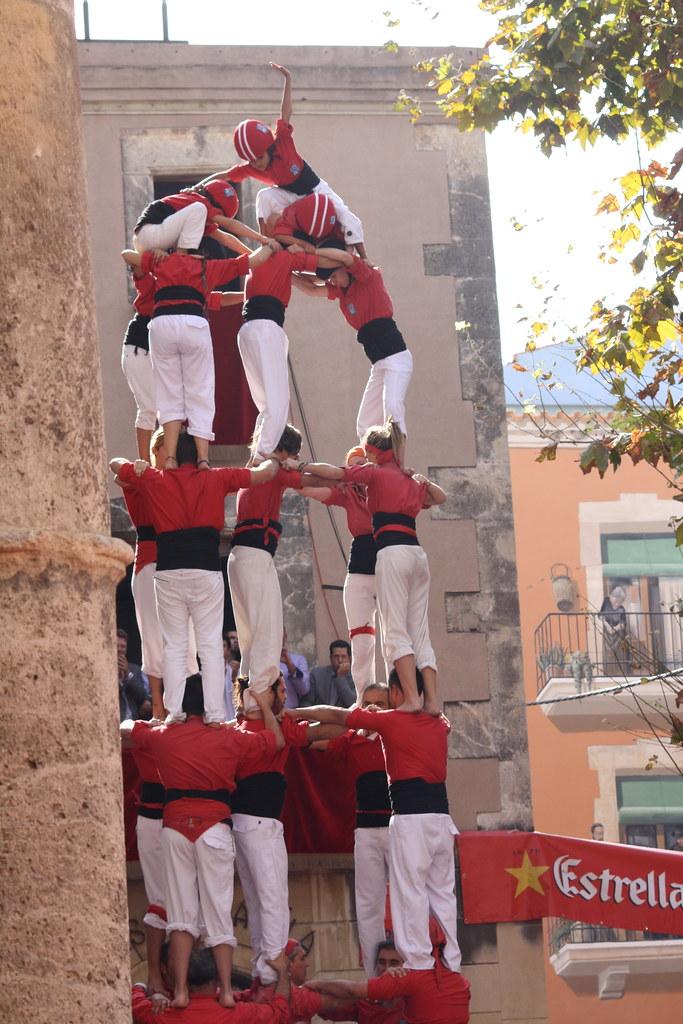 Castells - Nens del Vendrell