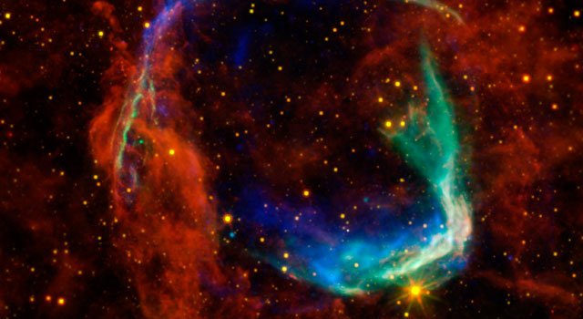Resultado de imagen de Ondas de choque en filamentos de Plasma