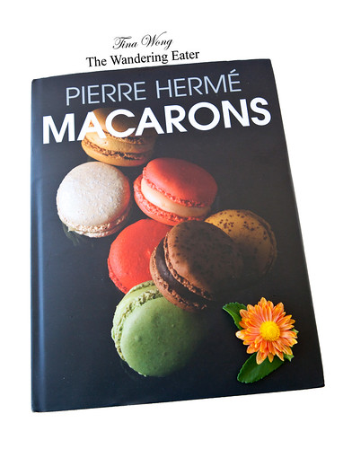 Macarons by Pierre Hermé (in English!)