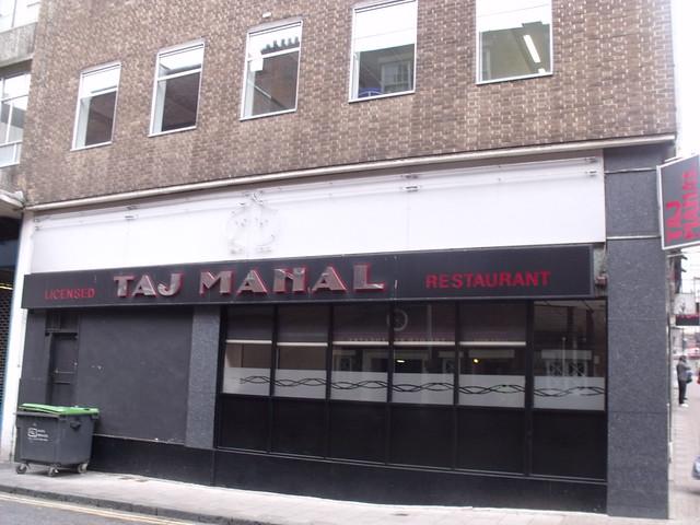 Taj Indian Restaurant Bonn Menu