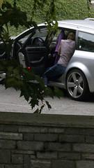 Woman & Cars