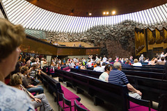 Dont miss the Rock Church (Temppeliaukio Church) - Things to do in Helsinki