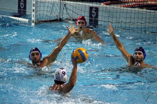 Polo Aquático: Vitória 14-15 Sporting