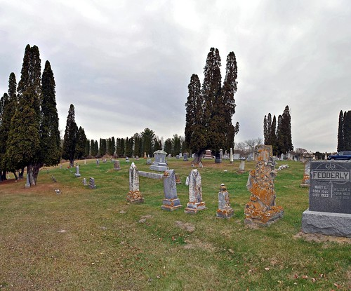 Poplar Hill Cemetery, Rock Elm, WI