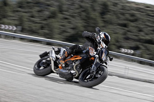 KTM 690 Duke 2012