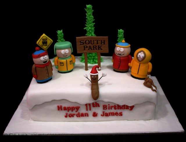 park cake